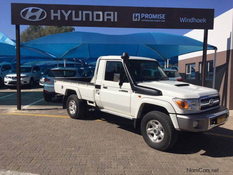 Patterson Auto Sales >> Used Toyota Land Cruiser Single Cab Pick Up V8 4x4 | 2017 ...