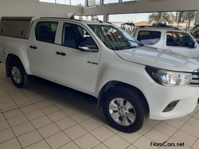 Toyota Toyota Hilux 2.4 SRX  GD6 4x4 in Namibia