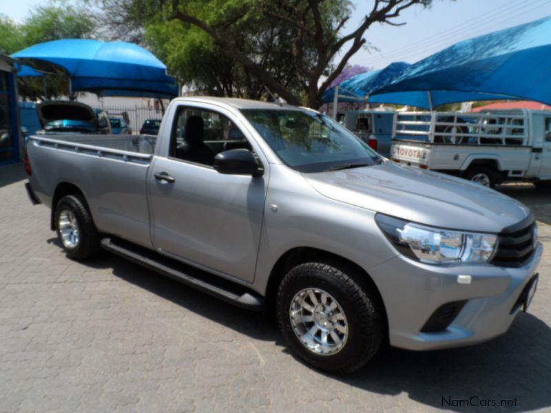 Used Toyota Hilux 2.0 VVTi S/c A/C