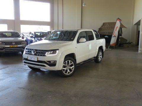 Used Volkswagen amarok 3 0 BiTDi V6 H-Line | 2017 amarok 3 0