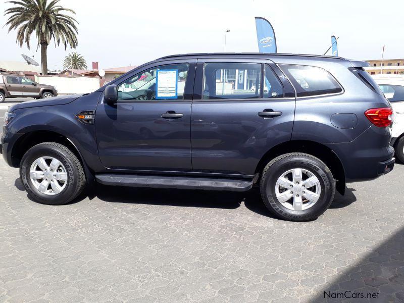 Brand New Ford Everest 2 2tdci Xls 4x2 6mt Namibia