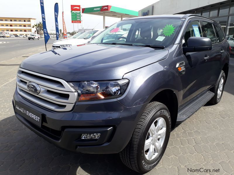 Brand New Ford Everest 2 2tdci Xls 4x2 6mt Namibia