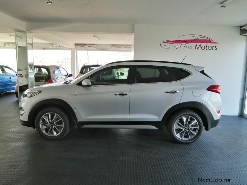 Hyundai Tucson 2.0CRDi Elite AT in Namibia