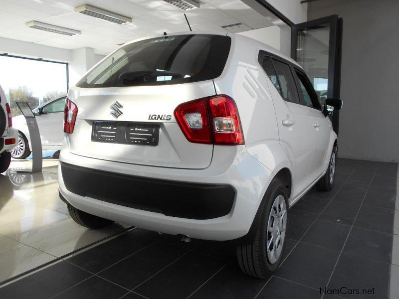 Brand New Suzuki Ignis 1 2 Gl Namibia Manual New