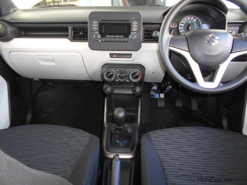Brand New Suzuki Ignis 1 2 Gl Namibia Manual New