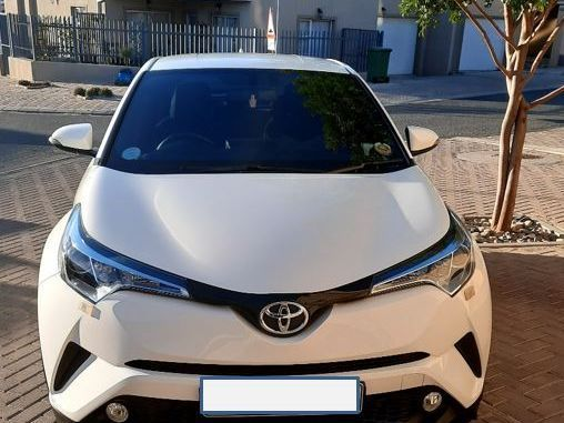 Toyota C-HR 1.2T Plus CVT in Namibia
