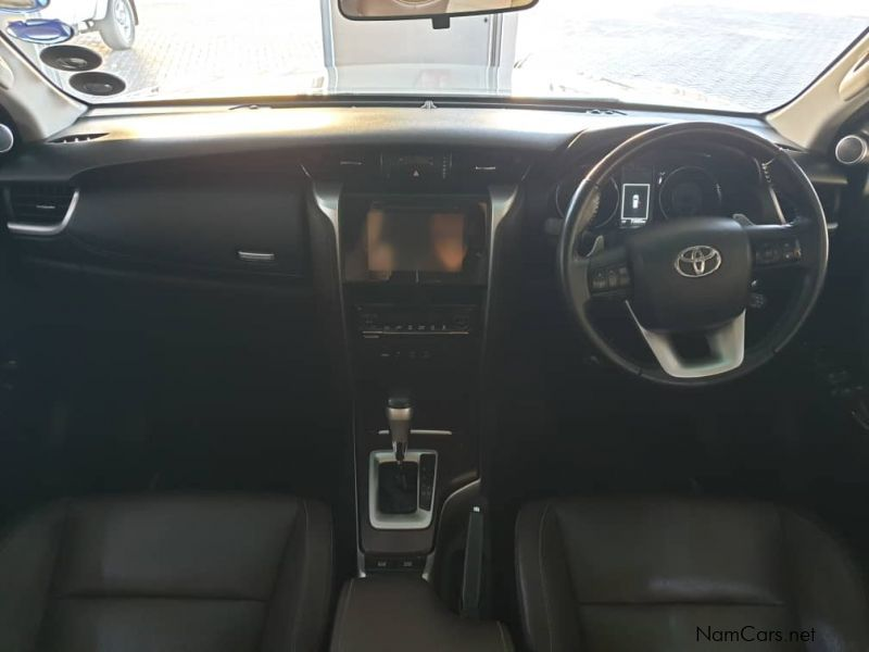 Toyota Fortuner 2.4 A/T 4x4 in Namibia
