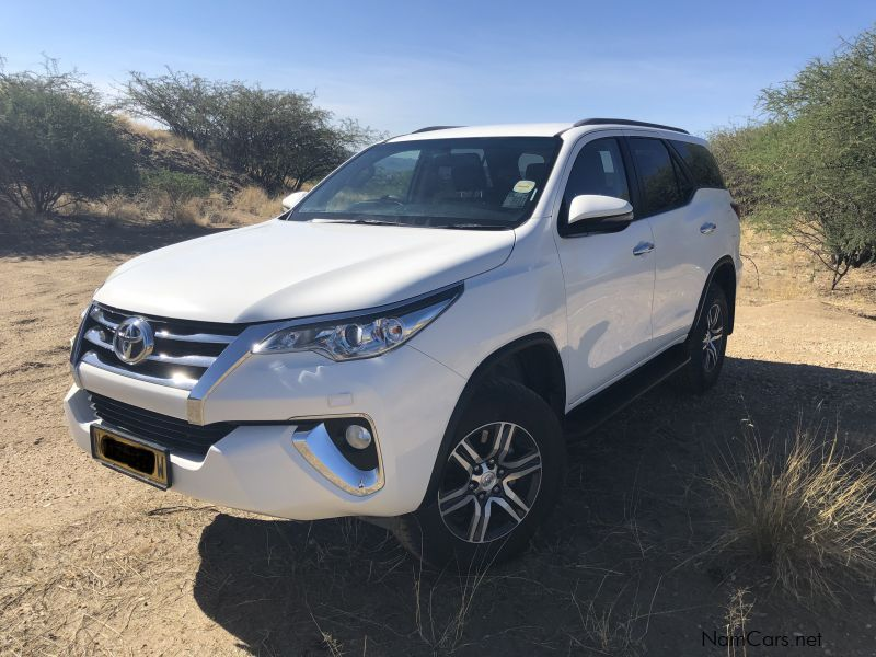 Used Toyota Fortuner 4x4 2018 Fortuner 4x4 For Sale