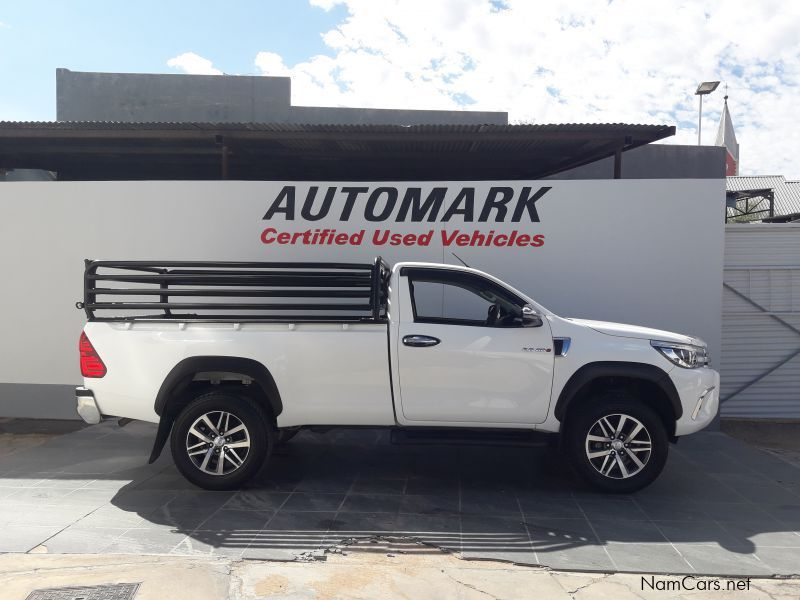 Used Toyota HILUX 2 8 SINGLE CAB 4X4 MANAUL | 2018 HILUX 2 8 SINGLE