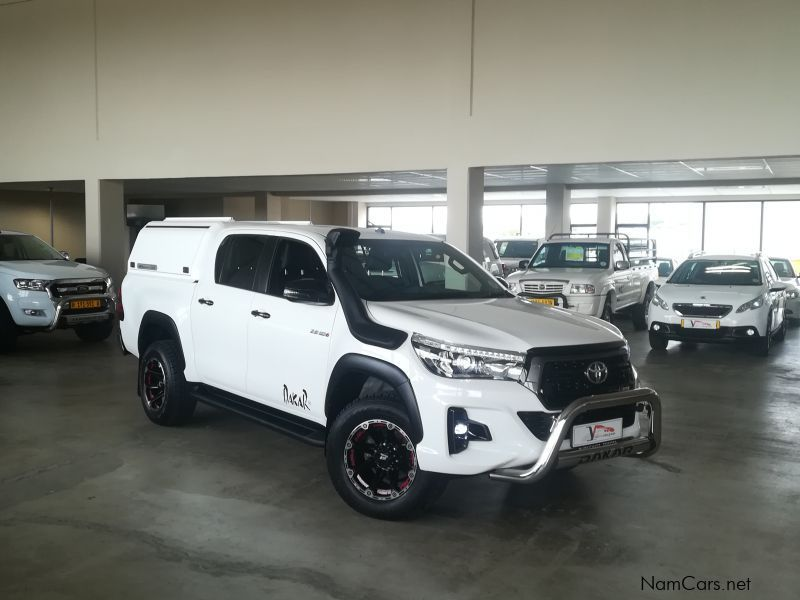 Used Toyota Hilux 2 8 GD-6 Dakar | 2018 Hilux 2 8 GD-6 Dakar for
