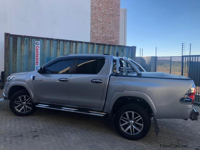 Used Toyota Hilux GD6 | 2018 Hilux GD6 for sale | Windhoek