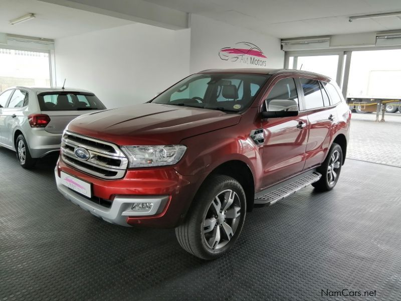 Ford Everest 3.2 TDCi Ltd 4x4 AT in Namibia