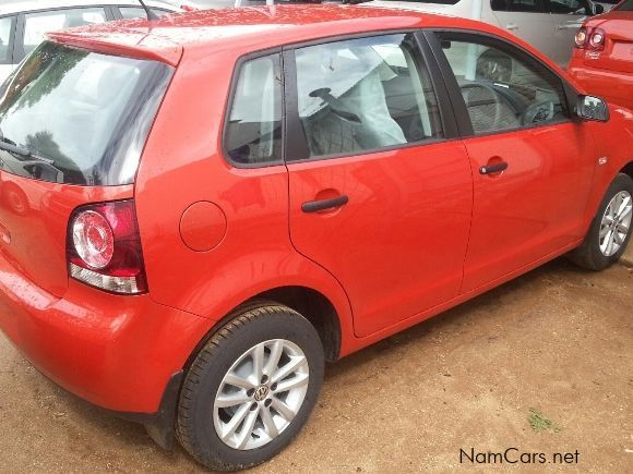 2013 Volkswagen Polo Vivo 1 4 Trendline Petrol Car Photos