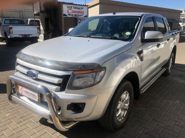 Pre-owned Ford Ranger 2.2 TDCi 4x4 XLS D/Cab for sale in