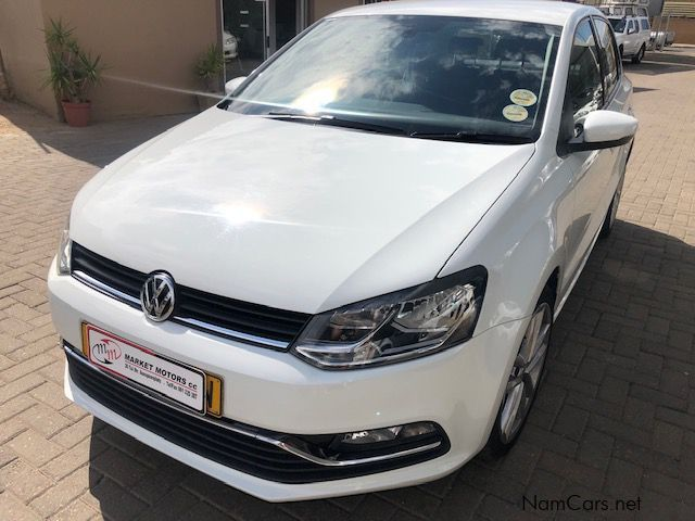 Pre-owned Volkswagen Polo 1.2 tsi Highline for sale in
