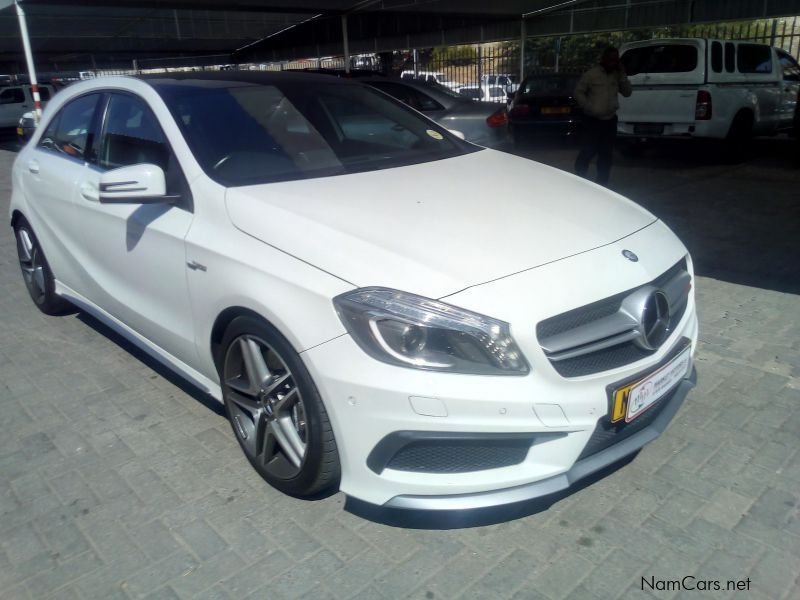 Pre-owned Mercedes-Benz A45 AMG for sale in