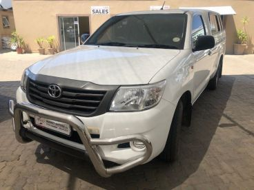 Pre-owned Toyota Hilux 2.0 vvti S/cab 2x4 for sale in