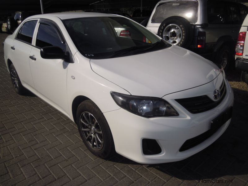 Pre-owned Toyota COROLLA for sale in Windhoek