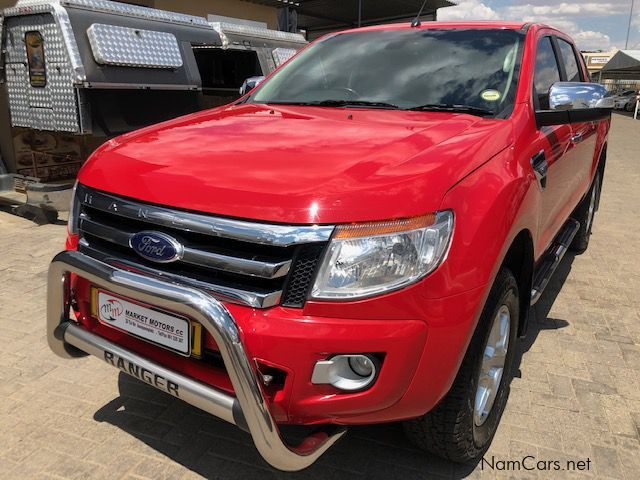 Pre-owned Ford Ranger 3.2 TDCi XLT D/C for sale in