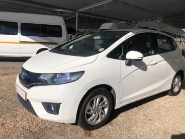 Pre-owned Honda Jazz 1.5 manual for sale in