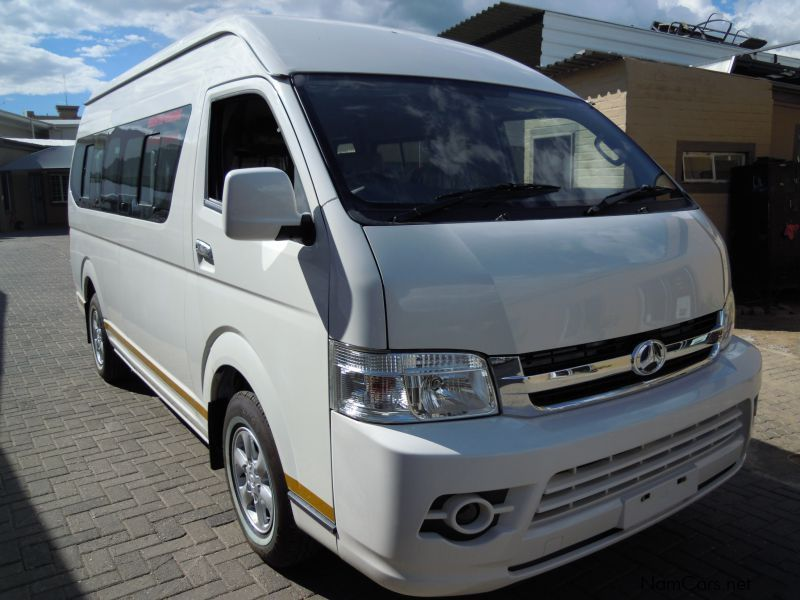 Pre-owned CAM SASUKA 15 SEATER BUS 2.7VVT-I for sale in