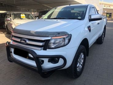 Pre-owned Ford Ranger 2.2TDCi XLS S/Cab for sale in