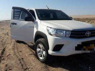 Pre-owned Toyota Hilux 2.4 GD6 4x4 manual D/C for sale in