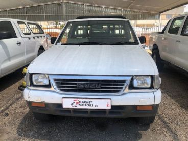 Pre-owned Isuzu KB280 Diesel 2x4 for sale in