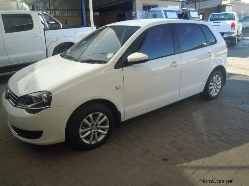 Pre-owned Volkswagen POLO VIVO 1.4I TREND for sale in