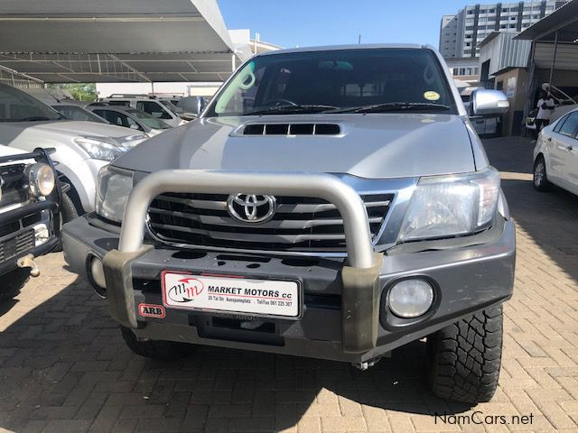 Pre-owned Toyota Hilux 3.0 D4D Legend 45 D/C A/T for sale in