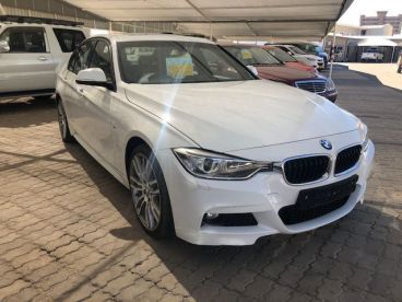 Pre-owned BMW 320d A/T for sale in