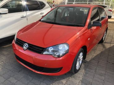 Pre-owned Volkswagen Polo Vivo 1.4 for sale in