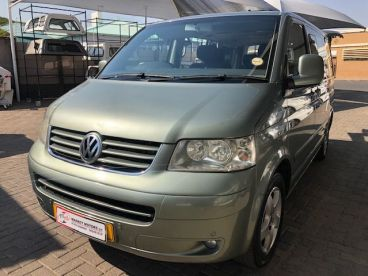 Pre-owned Volkswagen T5 Caravelle 2.5 TDI 128KW for sale in