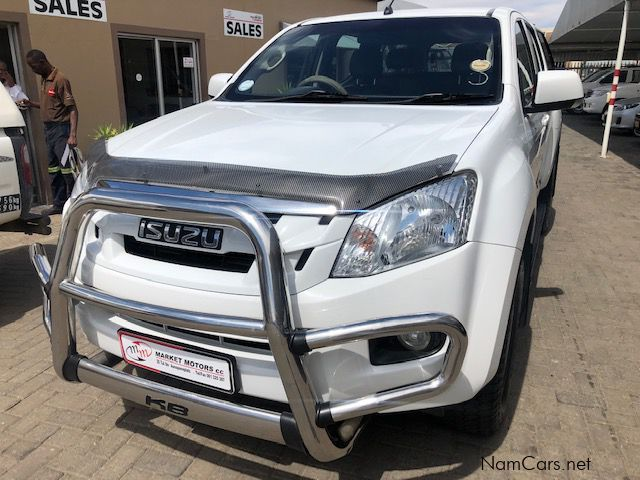 Pre-owned Isuzu KB300 D-TEQ 4x4 D/C manual for sale in