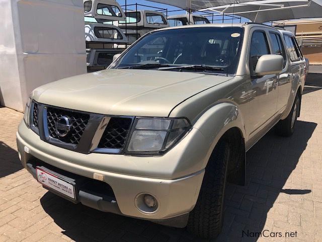 Pre-owned Nissan Navara 2.5 dCi D/C 4x4 manual for sale in
