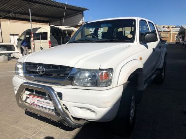 Pre-owned Toyota Hilux 2.7 vvti D/Cab 2x4 for sale in