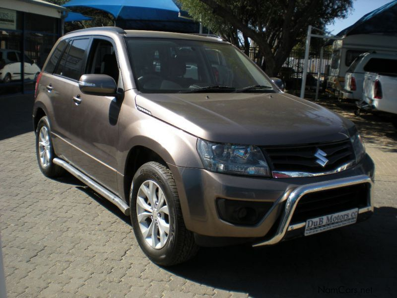 Pre-owned Suzuki Grand Vitara 2.4i Auto for sale in