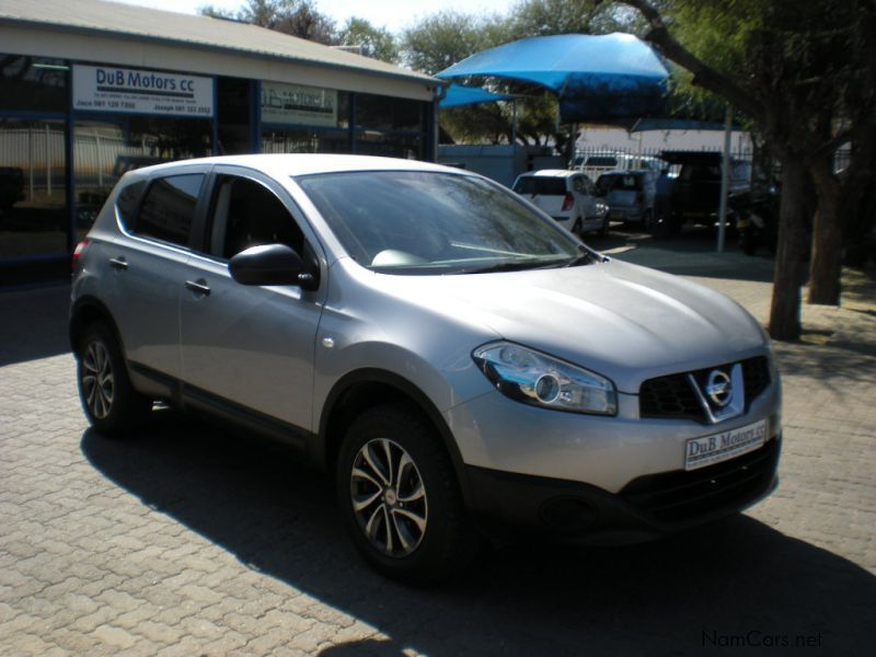 Pre-owned Nissan Qashqai 1.6i Visia for sale in Windhoek