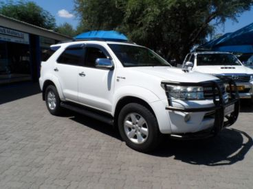 Pre-owned Toyota Fortuner 3.0 D4D Auto for sale in