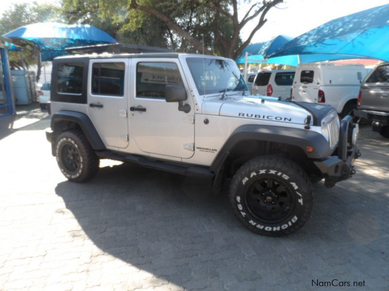 Pre-owned Jeep Wrangler 3.8i Rubicon Unlimited for sale in