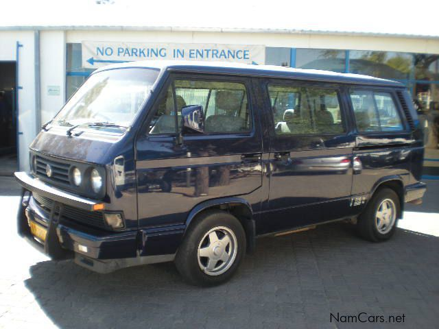 1999 Volkswagen Caravelle 2 6i Exclusive Petrol Car Photos