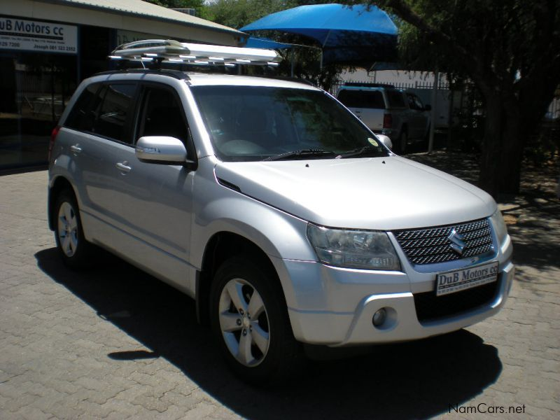 Pre-owned Suzuki Grand Vitara 2.4i for sale in Windhoek