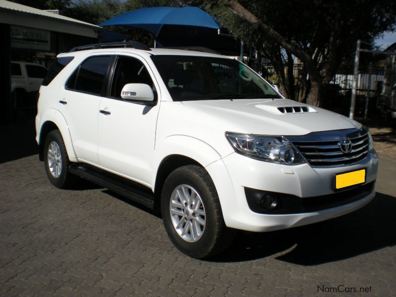 Pre-owned Toyota Fortuner 3.0 D4D 4X4 Auto for sale in