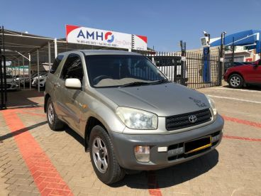 Pre-owned Toyota Rav 4 1.8 for sale in