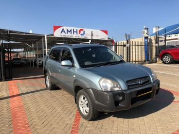 Pre-owned Hyundai Tucson CRDi Auto 4x4 for sale in