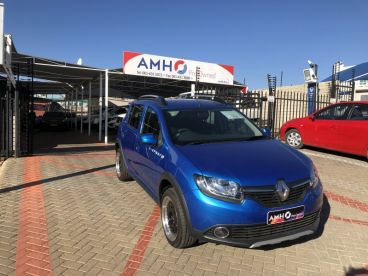 Pre-owned Renault Sandero Stepway 900Turbo for sale in
