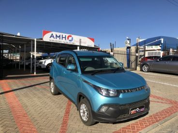 Pre-owned Mahindra KUV for sale in