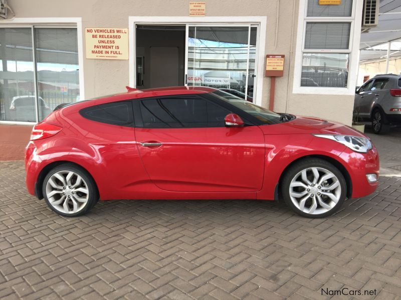 Pre-owned Hyundai Veloster 1.6 GDI for sale in