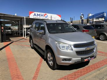 Pre-owned Chevrolet Trailblazer 2.8 4x4 for sale in