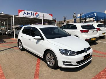 Pre-owned Volkswagen Golf VII 1.4 TSI for sale in